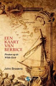 cover Een kaart van Berbice Piraten op de Wilde Kust